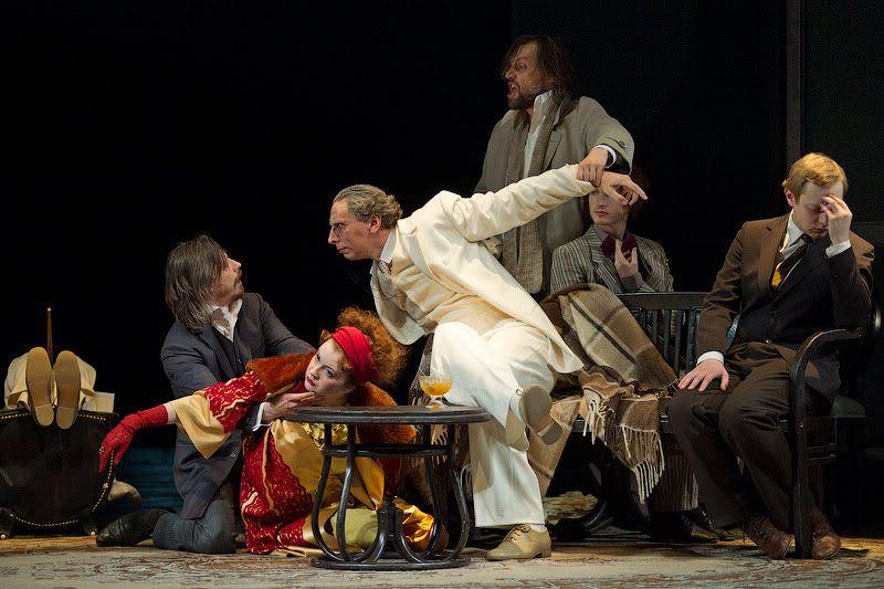 Спектакль «Театральный роман (Записки покойника)» в Театре «Мастерская П. Н. Фоменко» фото 1