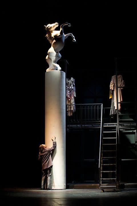 Спектакль «Театральный роман (Записки покойника)» в Театре «Мастерская П. Н. Фоменко» фото 8