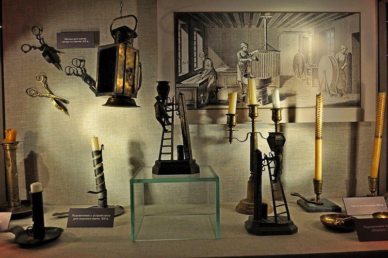 Постоянная экспозиция в музее «Огни Москвы» фото 4