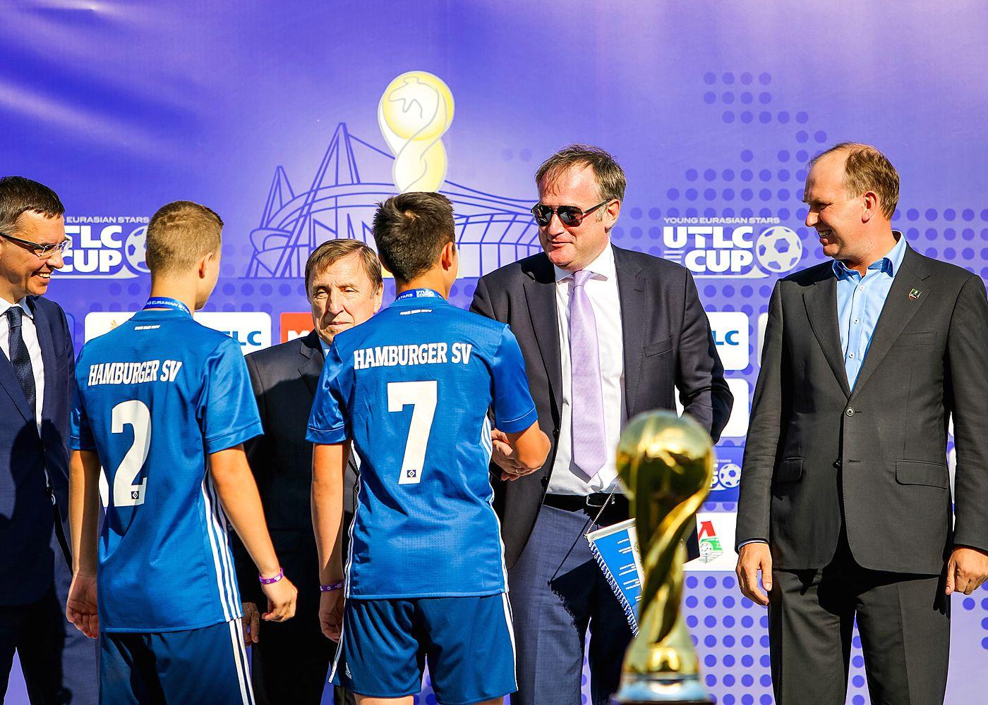 Международный футбольный турнир UTLC Cup 2018 среди юношей фото 3