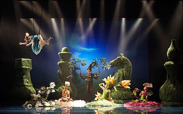 Спектакль «Алиса в Зазеркалье» в Театре «Мастерская П. Н. Фоменко» фото 3