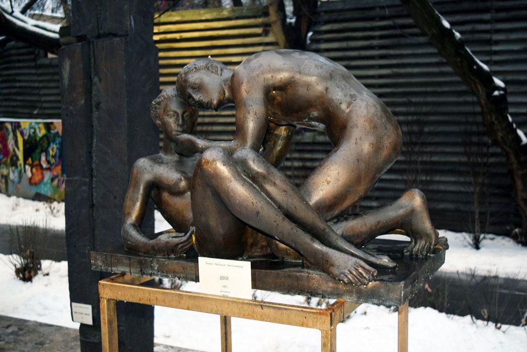 Постоянная экспозиция Центрального дома архитектора «Скульптура в ЦДА» фото 3