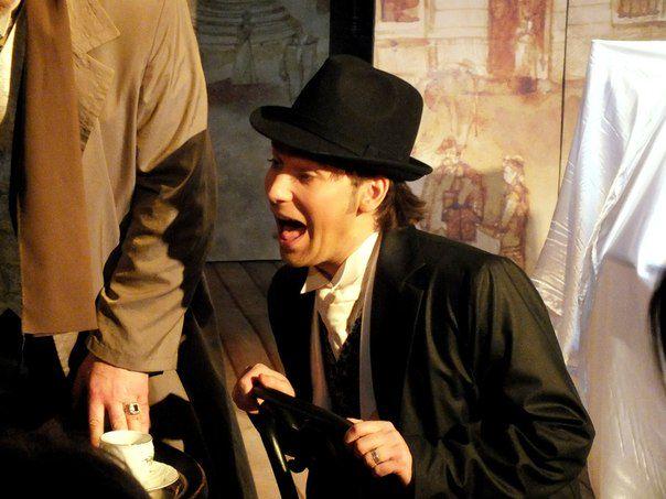 Спектакль «Бешеные деньги» в Театре «Содружество актеров Таганки» фото 1