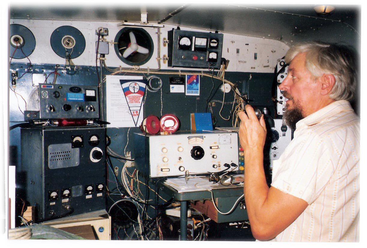 Постоянная экспозиция в Музее радио и радиолюбительства им. Э.Т. Кренкеля фото 1