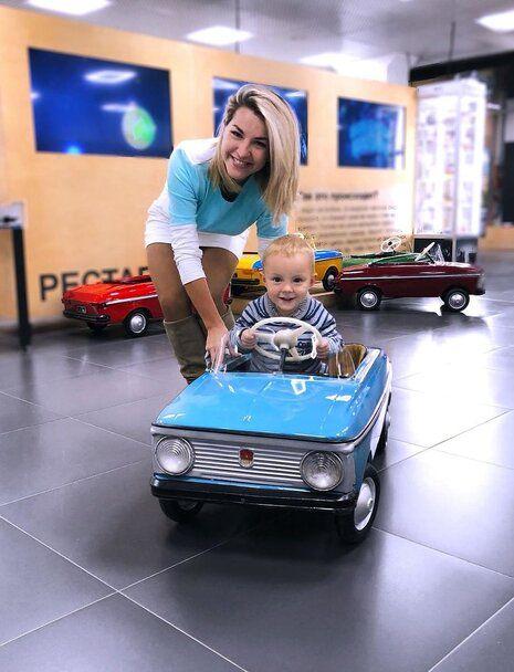 День рождения в Музее автомобильных историй фото 2