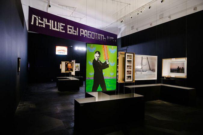 Онлайн-экскурсия по выставке «ММОМА 99/19» фото 1