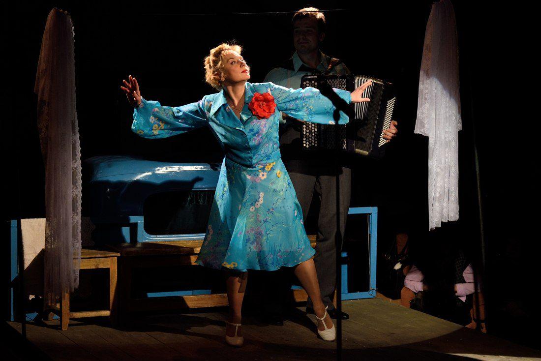 Спектакль «Раскас» в Театре «Сфера» фото 2