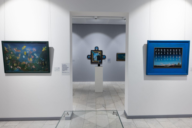Выставка «Леонид Пурыгин. Любовь и я» фото 5