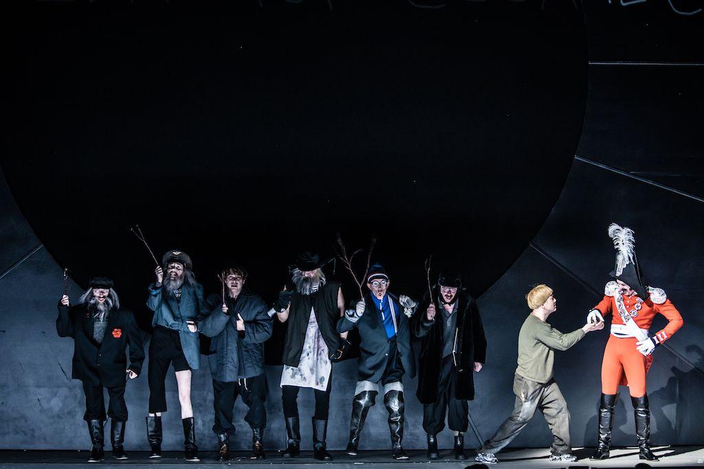 Спектакль «Левша» в Театре Наций фото 3
