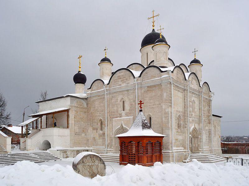 Экскурсия «Из Москвы в Серпухов на автомобиле» фото 2