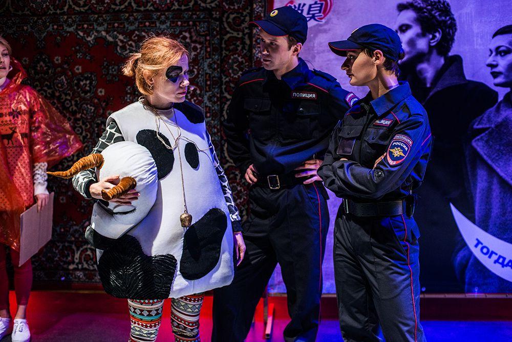 Спектакль Love machines в Электротеатре «Станиславский» фото 8