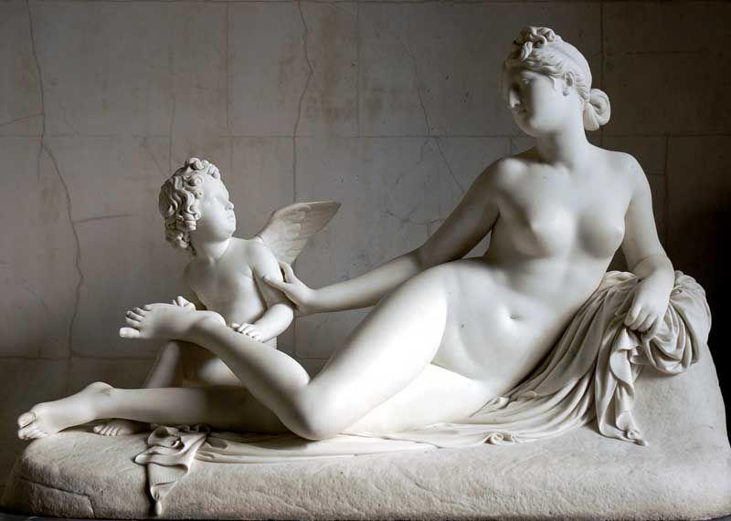постоянная экспозиция Эрмитажа «Искусство Древнего Рима»