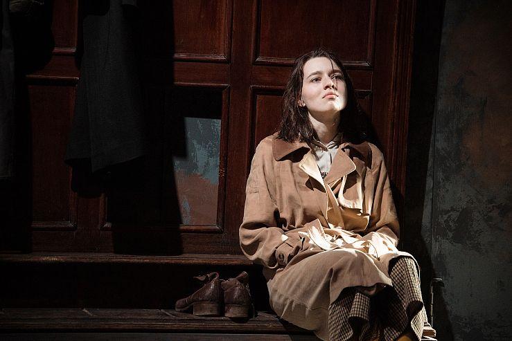 Спектакль «Оглянись во гневе» в Театре имени Ермоловой фото 4