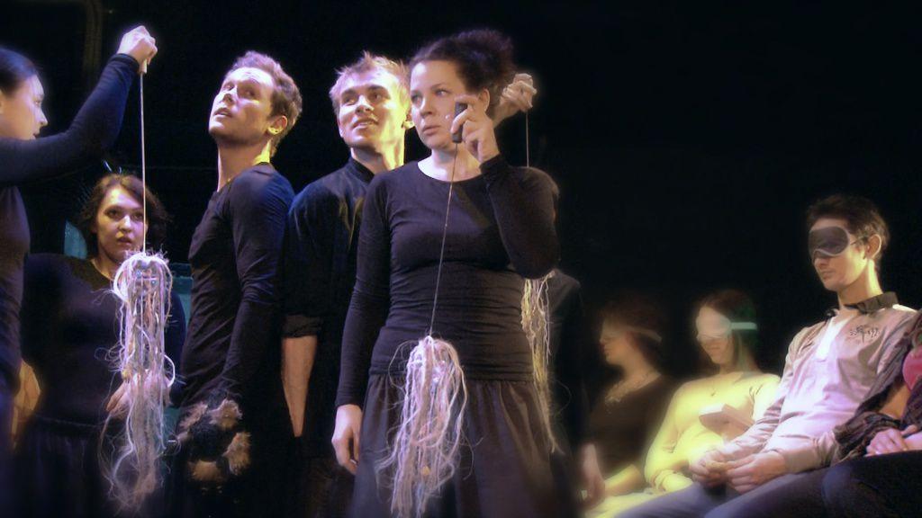 Спектакль «Майская ночь» в Московском театре кукол на Спартаковской фото 1