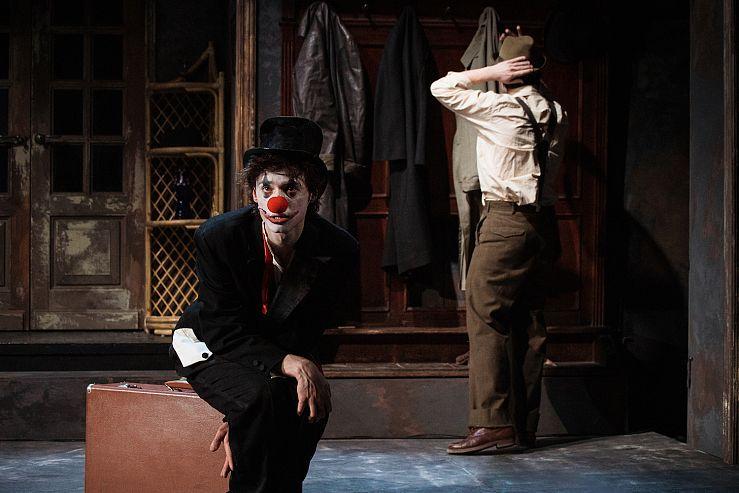 Спектакль «Оглянись во гневе» в Театре имени Ермоловой фото 6