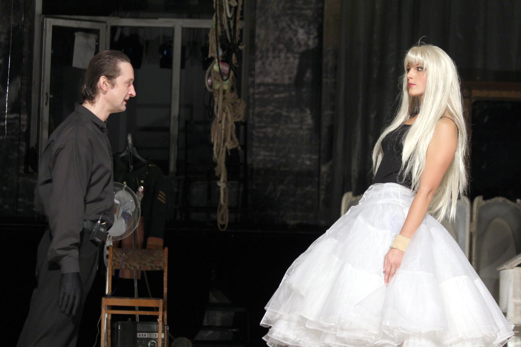 Спектакль «Отелло» в Театре «Сатирикон» фото 3