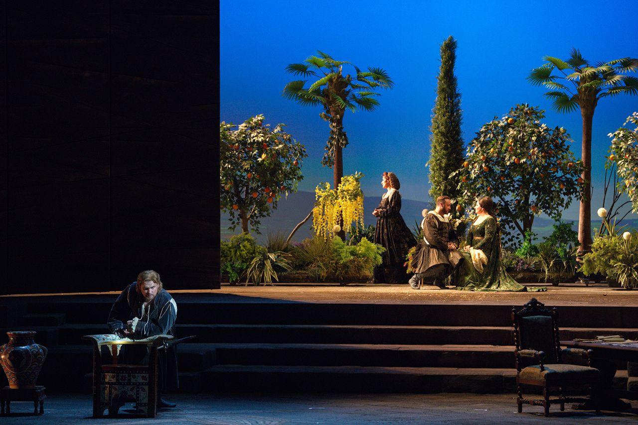 Опера «Отелло» в Музыкальном театре имени Станиславского и Немировича-Данченко фото 3