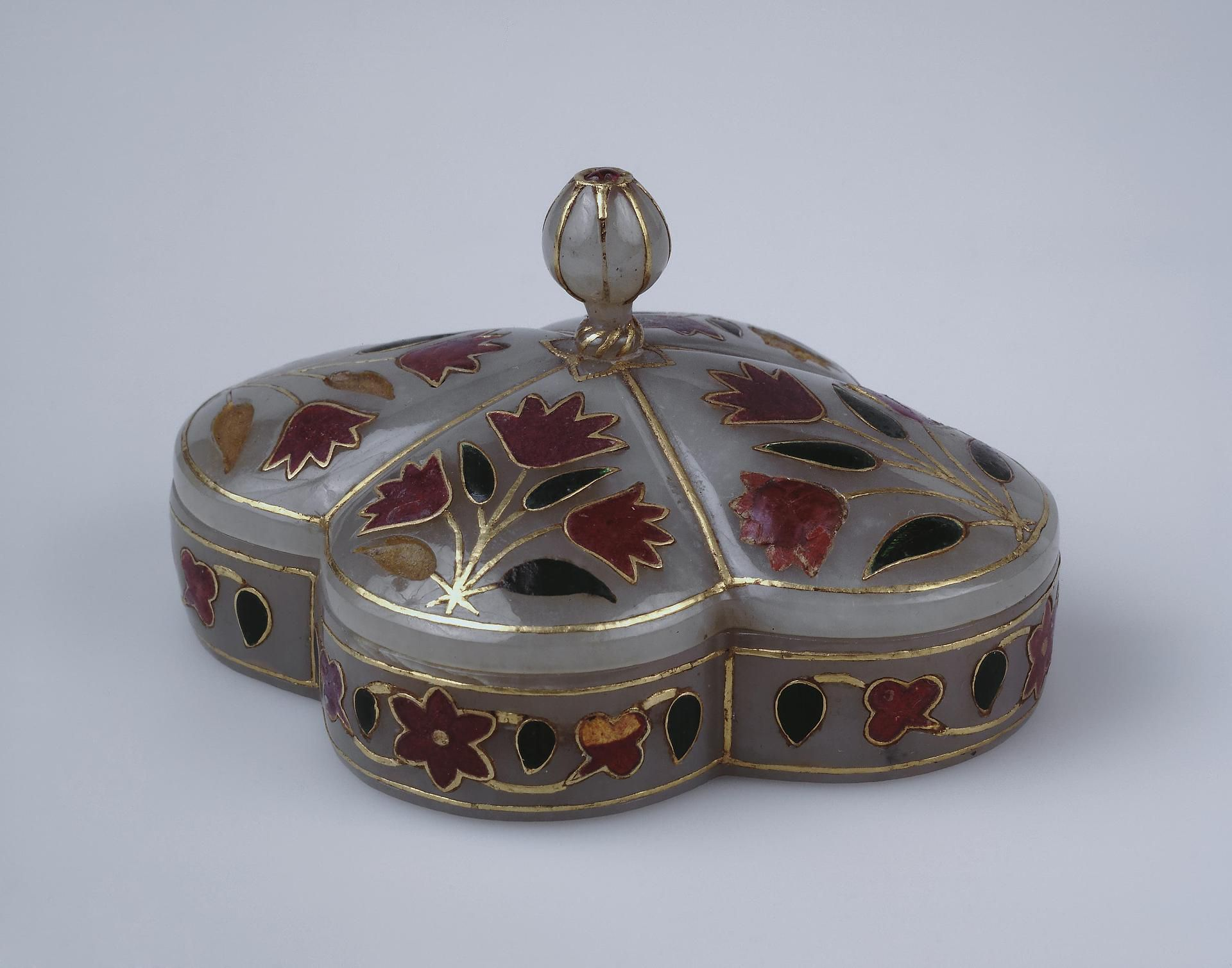 коллекция Эрмитажа «Индия»