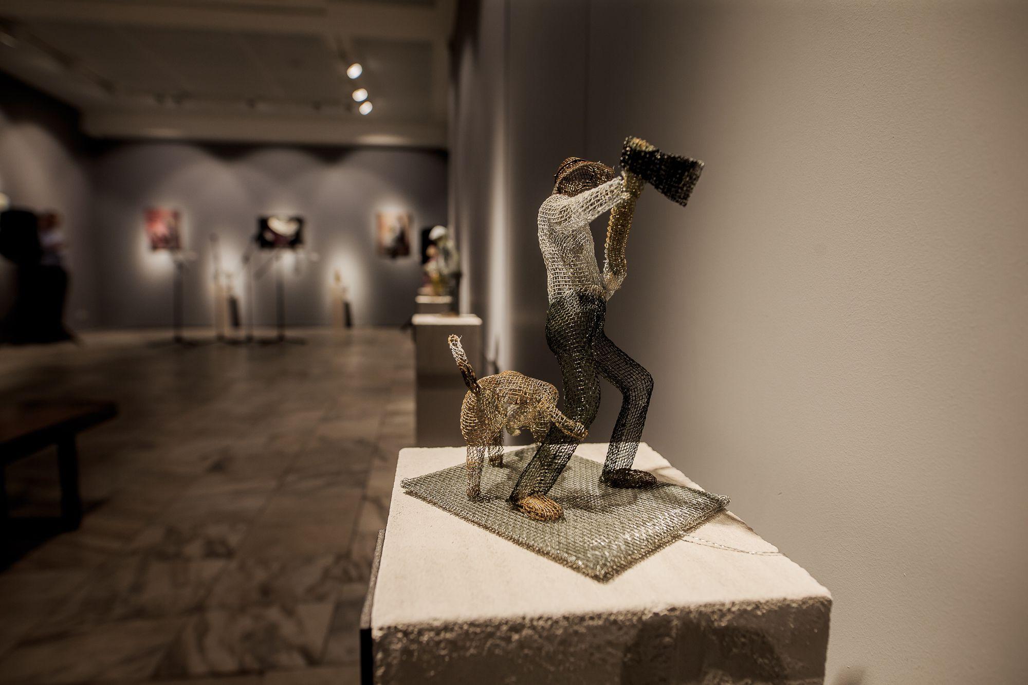 Выставка «Гамарджоба! Кети Мелкадзе» фото 5