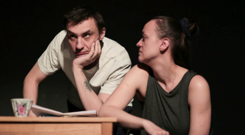 Спектакль «Выбрать троих» в Театре.doc фото 1