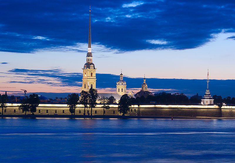 Онлайн-прогулки по Петропавловской крепости фото 2