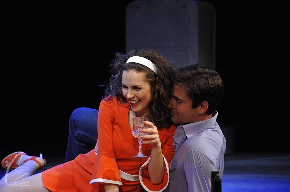 Спектакль «Муж и жена снимут комнату» в Театре сатиры фото 1