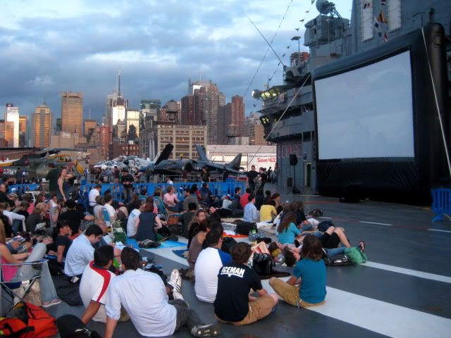 intrepid summer movie series 2014 new york 2014
