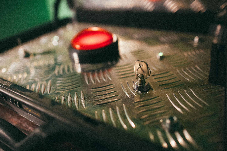 Квест «Красная кнопка» фото 1