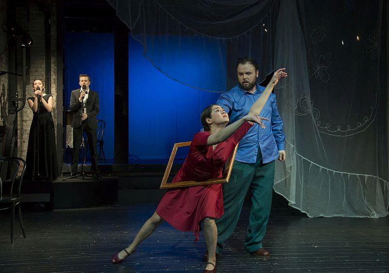 Спектакль «Фрида. Жизнь в цвете» в Театре имени Евг. Вахтангова фото 3