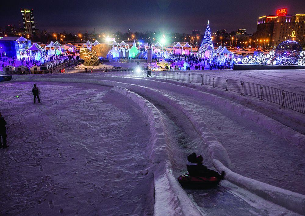 IV Новогодний фестиваль Александра Ковтунца «Ледовая Москва. В кругу семьи» фото 3