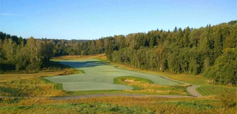 Игра в гольф фото 2