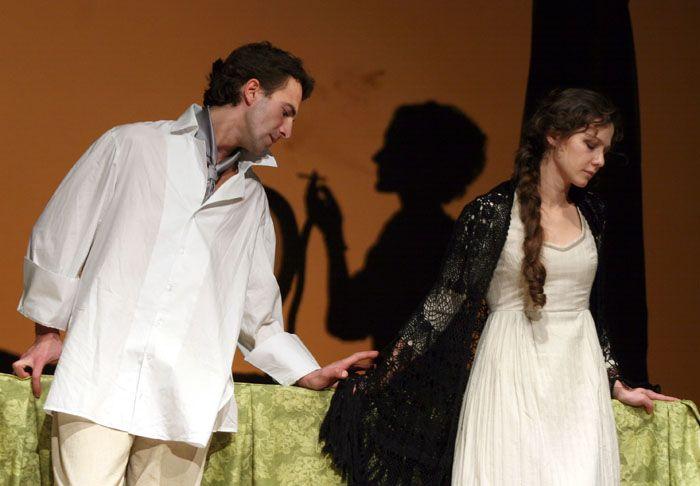 Спектакль «Бесприданница» в Театре «Мастерская П. Н. Фоменко» фото 2