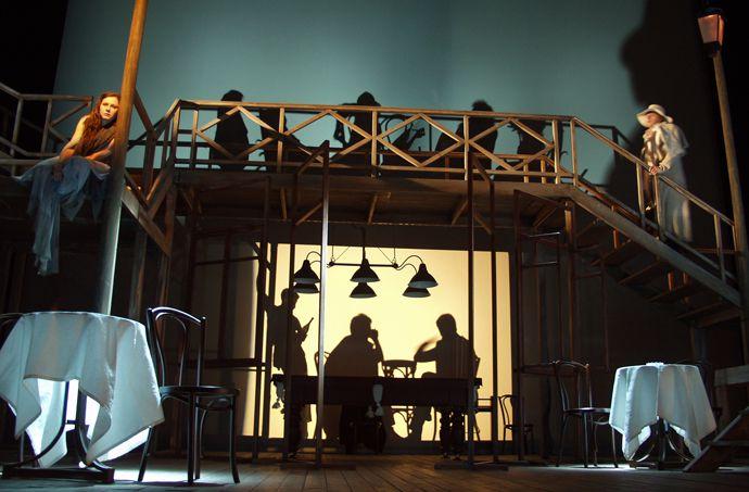 Спектакль «Бесприданница» в Театре «Мастерская П. Н. Фоменко» фото 3