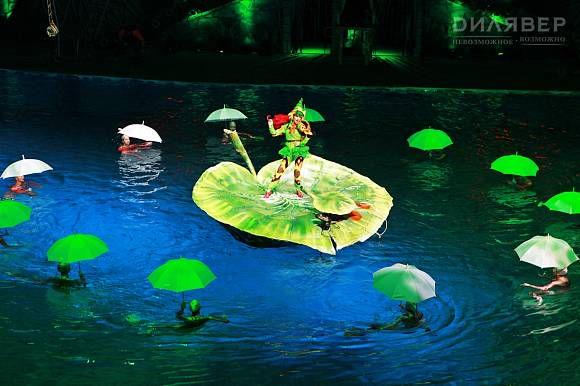 Шоу «Пираты и корабль-призрак» в «Олимпийском» фото 5