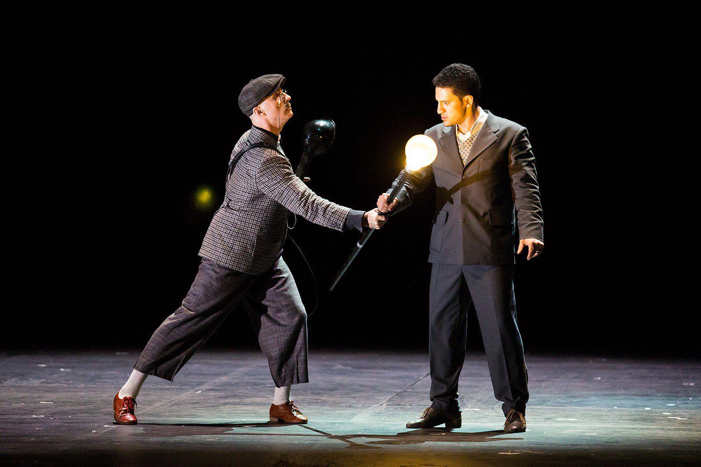 Опера «Фауст» в Театре «Новая опера» фото 10