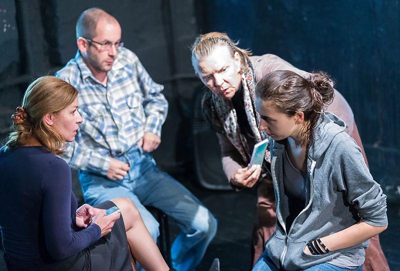 Спектакль «Язычники» в Театре.doc фото 5