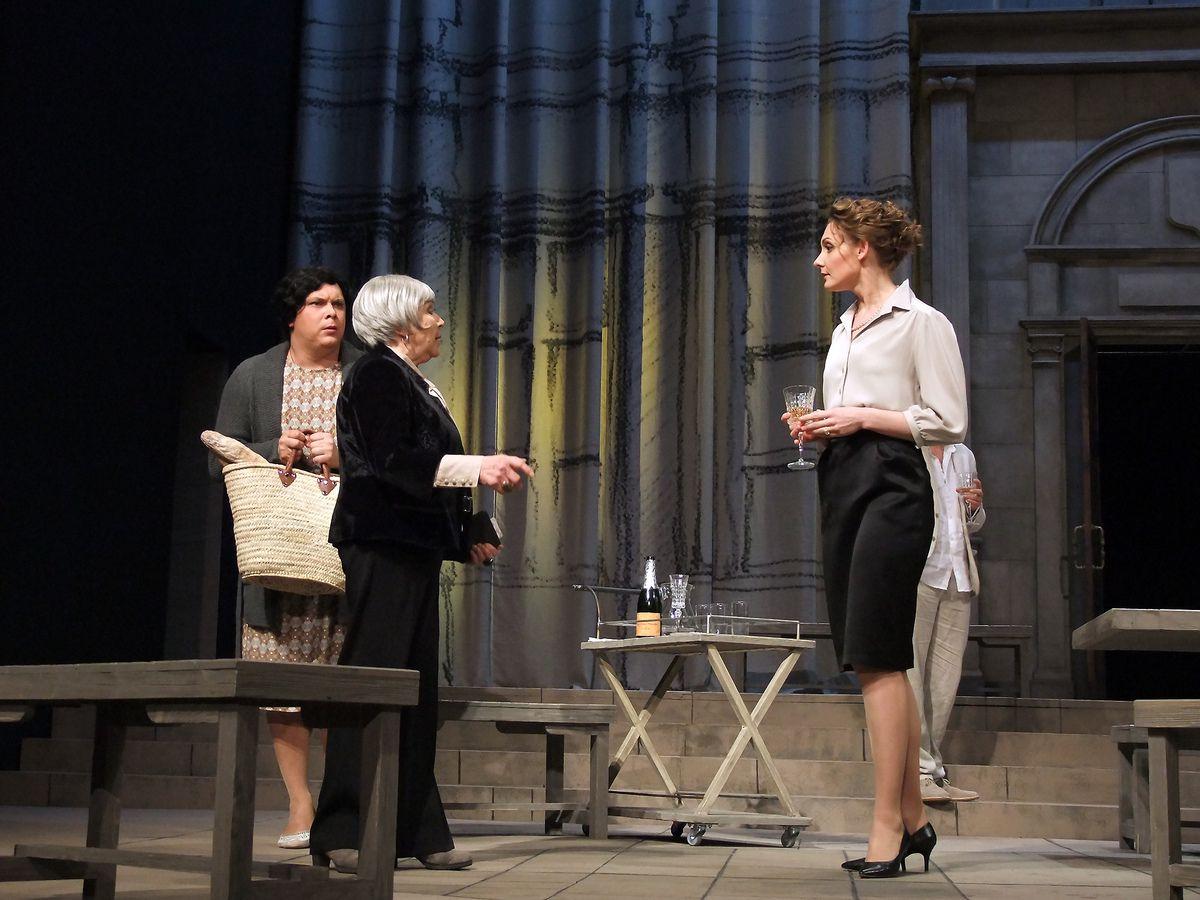 Спектакль «Тартюф» в Театре имени А. С. Пушкина фото 2