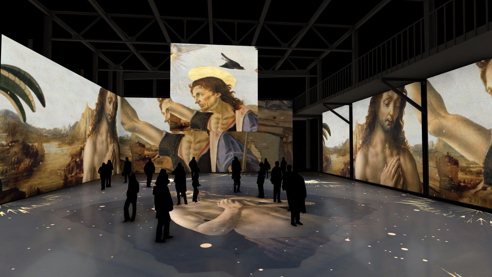 Мультимедийная выставка «Леонардо да Винчи. Тайна гения» фото 7