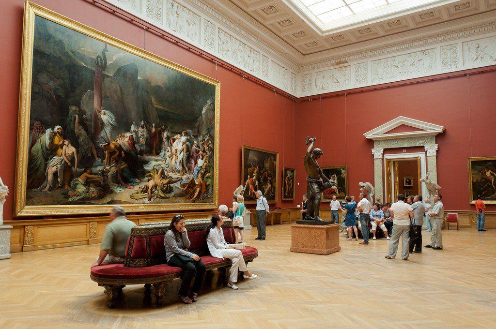 Онлайн-программа Русского музея «Искусство рядом» фото 5
