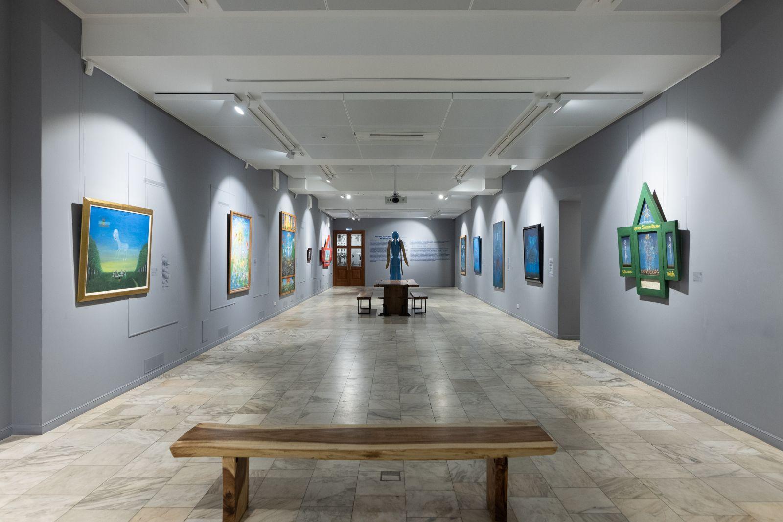 Выставка «Леонид Пурыгин. Любовь и я» фото 2