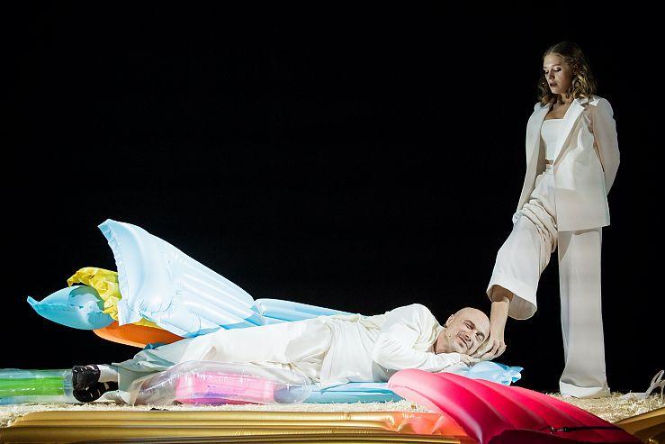 Спектакль «Дачники» в Театре имени Ермоловой фото 3