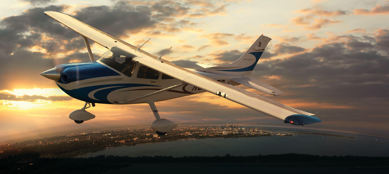 Обучение пилотированию и 30 минут полёта на самолёте или романтический VIP-полёт для пары от клуба «Аэропрактика» со скидкой до 59% фото 1