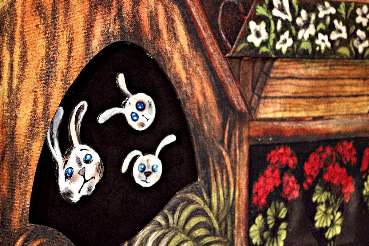 Спектакль «Ухти-Тухти и компания» в Московском театре кукол на Спартаковской фото 2