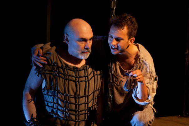 Спектакль «Забыть Герострата!» в Театре «Содружество актеров Таганки» фото 3