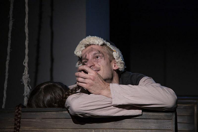 Спектакль «Платонов. Рассказы» в Театре имени Евг. Вахтангова фото 3