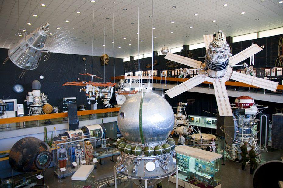 Экскурсия «Музей космонавтики, планетарий, дом-музей К.Э Циолковского» со скидкой до 23% фото 2
