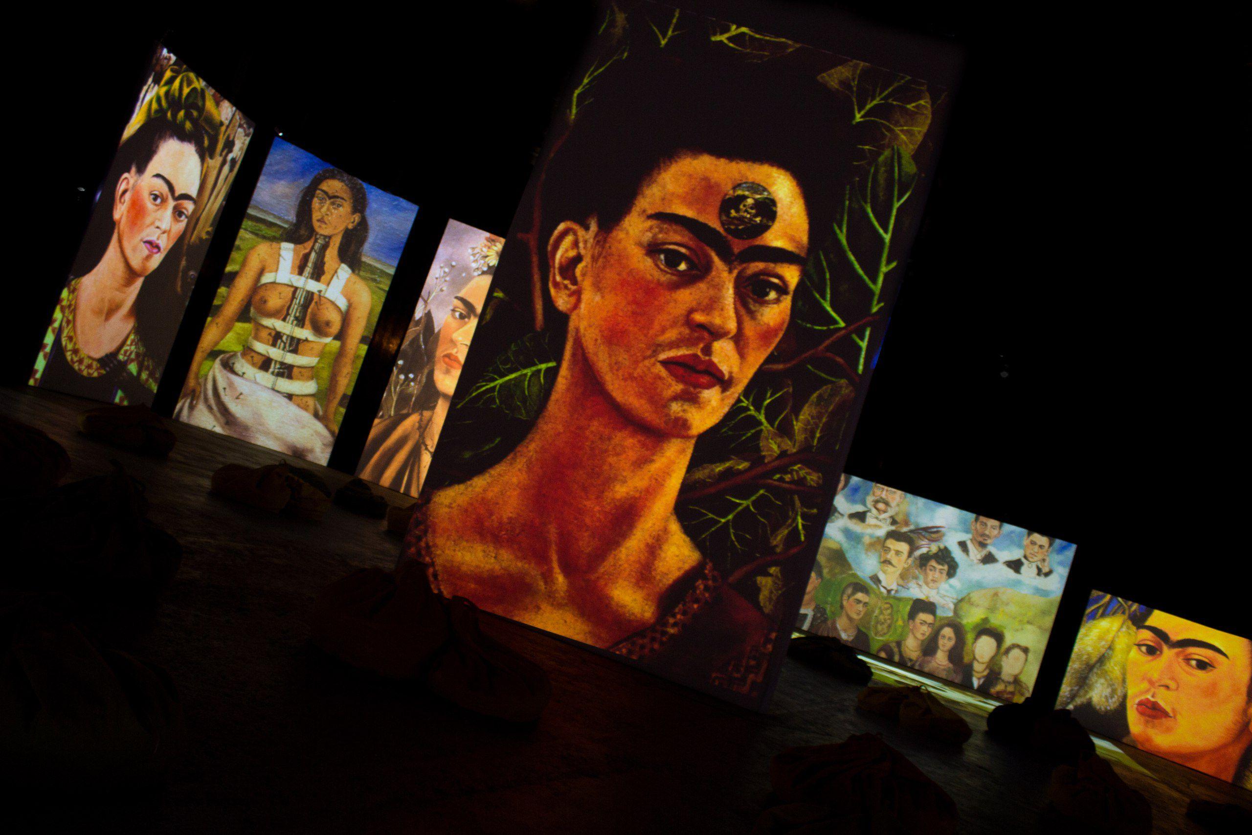 Мультимедийная выставка «Фрида Кало — Ожившие полотна» фото 6