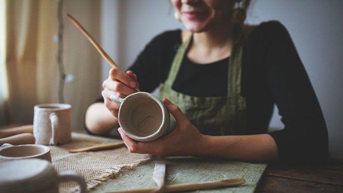 Скидка до 52% на участие в мастер-классе по гончарному мастерству в студии MasterstvoMsk фото 1