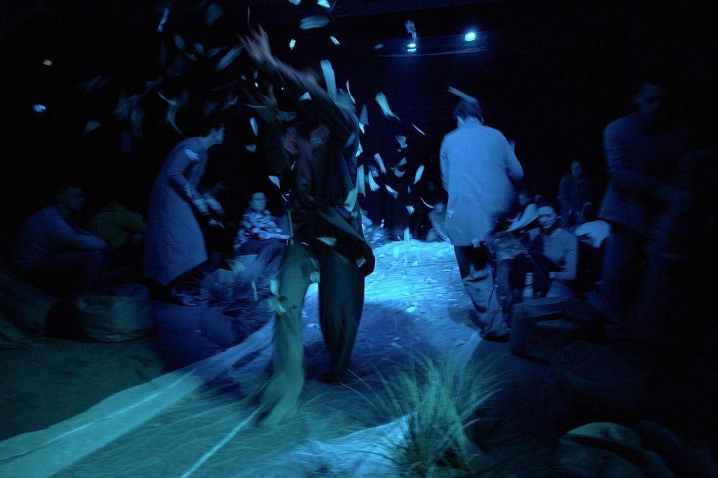 Спектакль «Ежик в тумане» в Московском театре кукол на Спартаковской фото 8