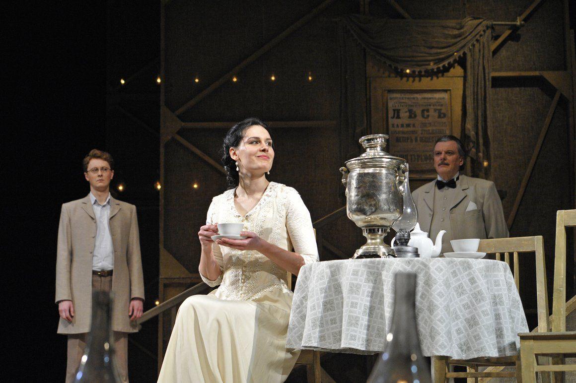 Спектакль «Таланты и поклонники» в Театре сатиры фото 4